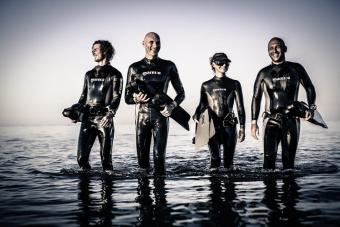 Mares Introduce Their New Freediving Line - Freediving UAE