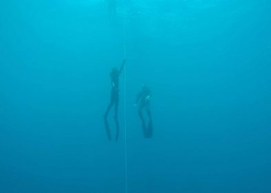Michael Adams – What free-diving taught me about mortality? - Freediving in United Arab Emirates. Courses, Certificates and Equipment