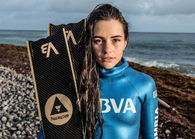 Freediver Sofia Gomez Uribe Nominated For Colombian Athlete Of The Year - Freediving in United Arab Emirates. Courses, Certificates and Equipment