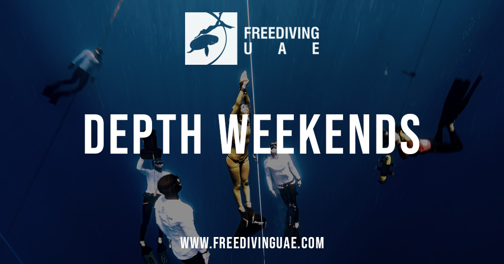 Depth Weekends - Freediving in United Arab Emirates. Courses, Certificates and Equipment