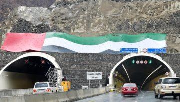 New Sharjah-Khor Fakkan Road — easy way to the East Coast