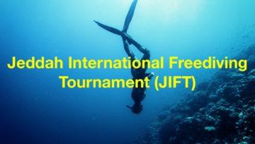 Jeddah International Freediving Tournament 2019