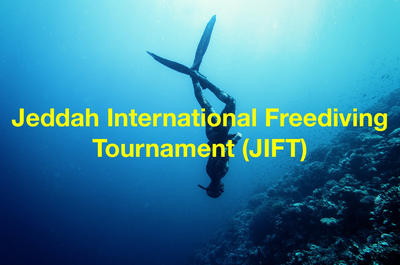 Jeddah International Freediving Tournament 2019 - Freediving in United Arab Emirates. Courses, Certificates and Equipment
