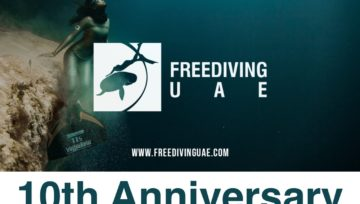 Freediving UAE celebrates the 10th anniversary