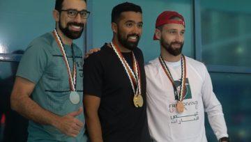 AIDA UAE Freediving Pool Competition 2019
