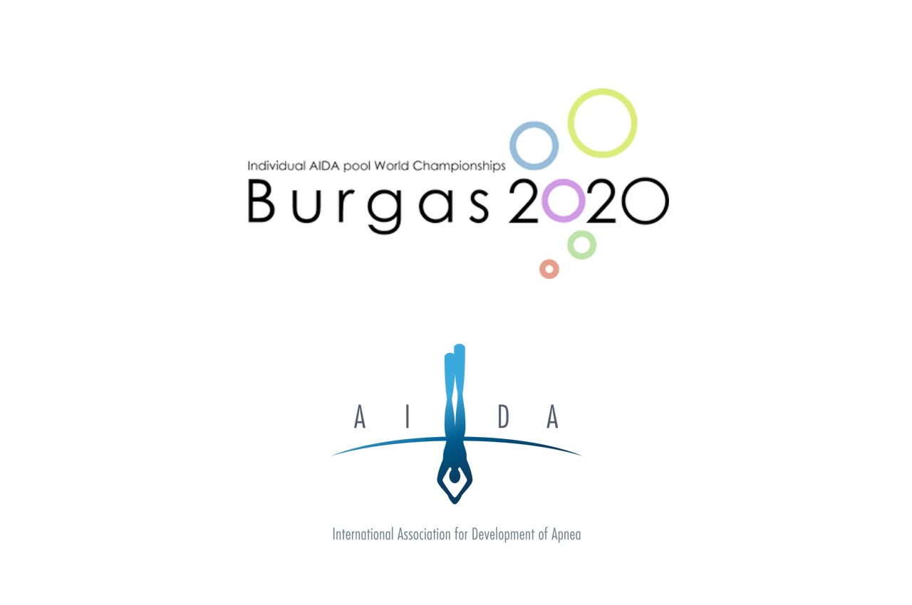 Individual AIDA Pool World Championships Burgas 2020 – Registration is Open - Freediving in United Arab Emirates. Courses, Certificates and Equipment