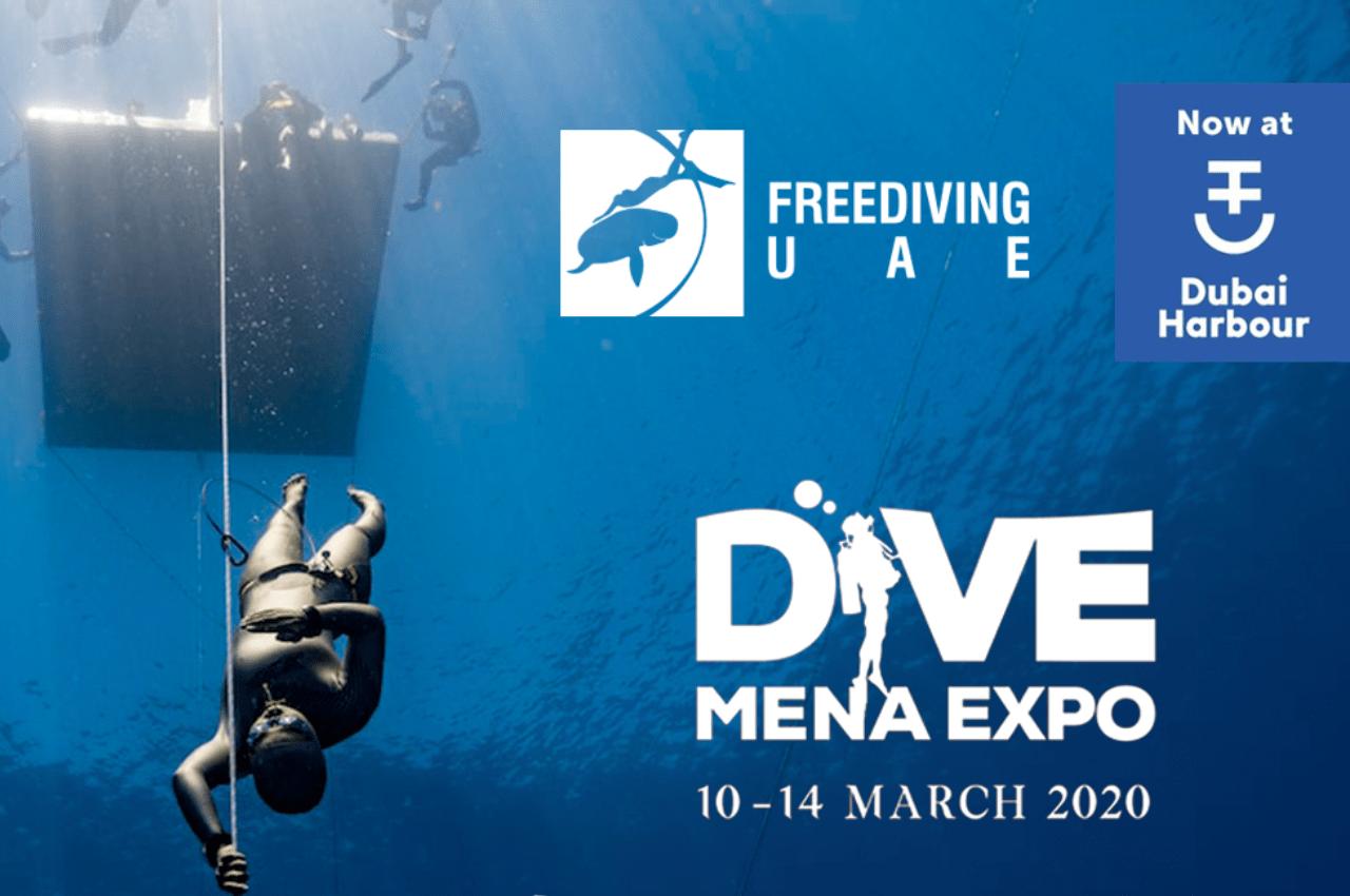 Dubai International Boat Show & Dive Mena Expo 2020 - Freediving in United Arab Emirates. Courses, Certificates and Equipment